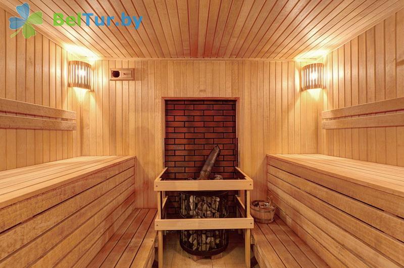 Отдых в Белоруссии Беларуси - туристический комплекс Шишки - Баня русская