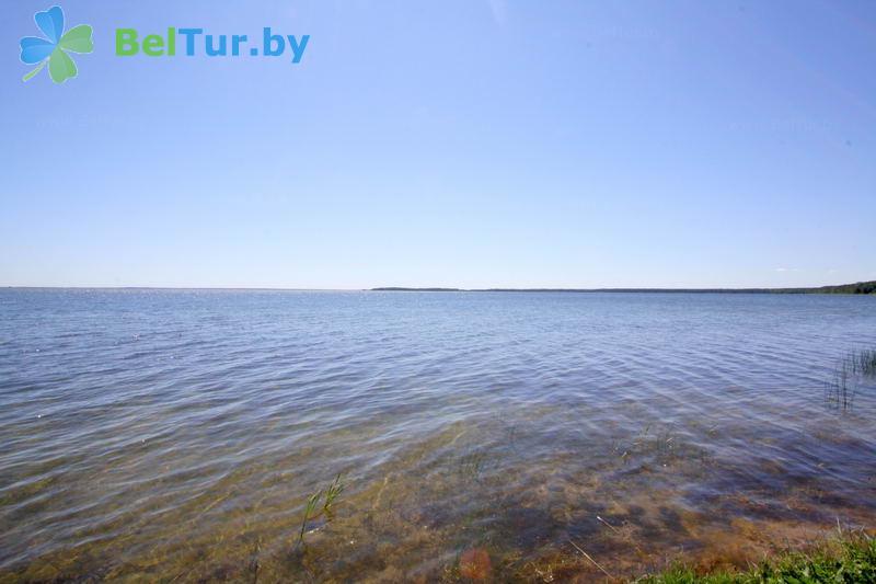 Отдых в Белоруссии Беларуси - гостевой дом Нарочь на Зеленой - Рыбалка