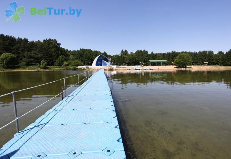 Rest in Belarus - guest house Antonisberg - Water reservoir