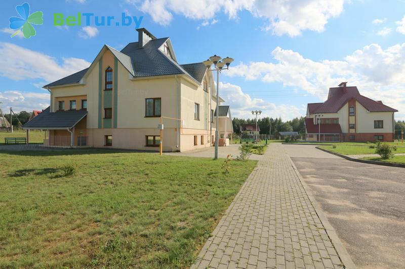 Отдых в Белоруссии Беларуси - гостевой дом Антонисберг - Территория и природа