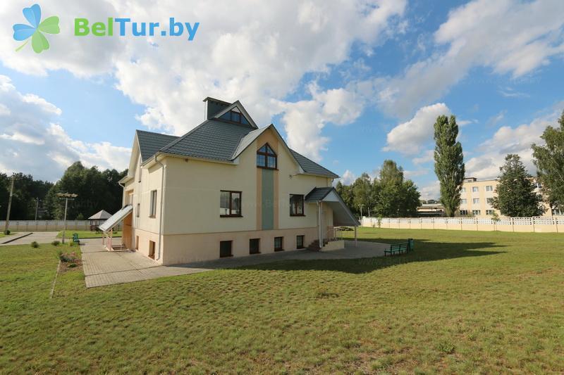 Rest in Belarus - guest house Antonisberg - Territory