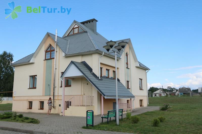 Отдых в Белоруссии Беларуси - гостевой дом Антонисберг - гостевой дом №1, 2