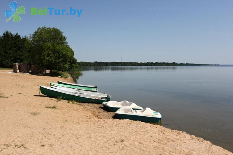 Отдых в Белоруссии Беларуси - гостевой дом Антонисберг - Рыбалка