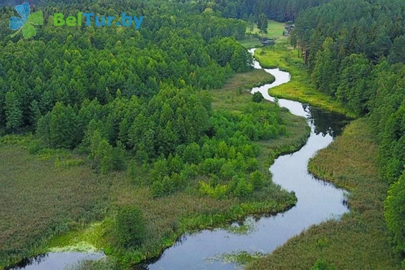 Отдых в Белоруссии Беларуси - усадьба Медвежья завала - Территория и природа