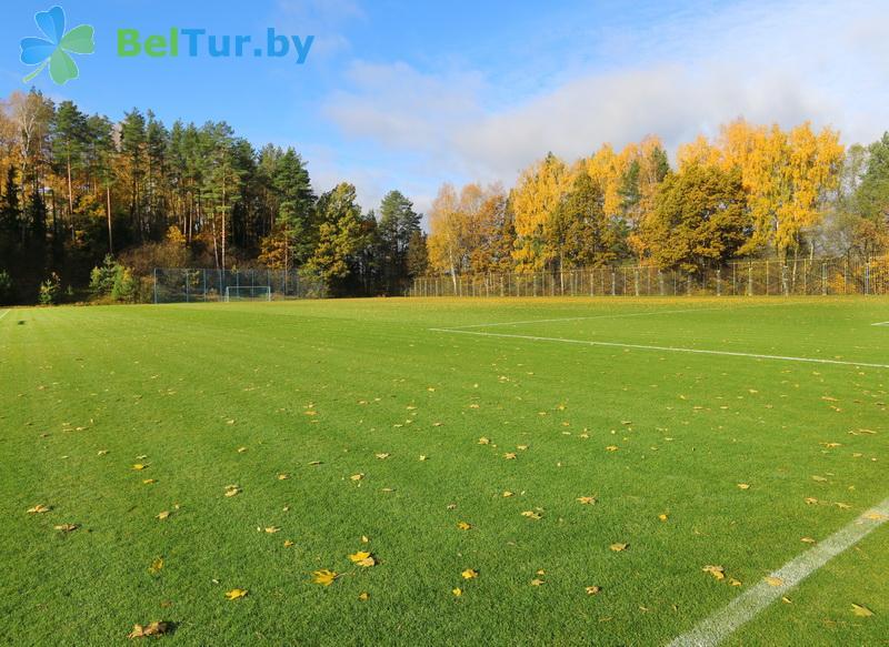 Rest in Belarus - health-improving complex BATE - Sportsground