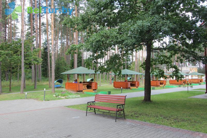 Отдых в Белоруссии Беларуси - оздоровительный комплекс БАТЭ - Территория и природа