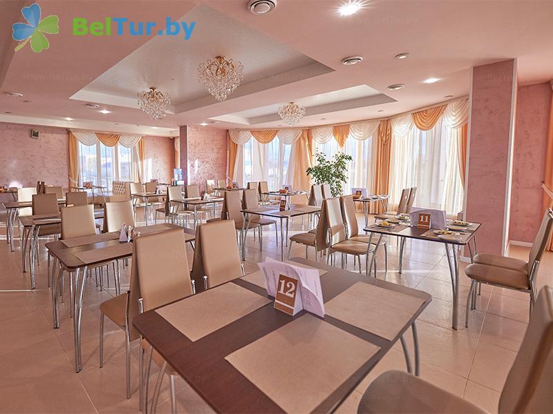 Отдых в Белоруссии Беларуси - гостиничный комплекс Мядель - Кафе