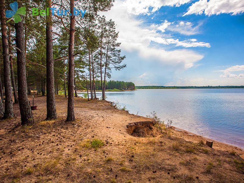 Отдых в Белоруссии Беларуси - кемпинг Клевое место - Водоём