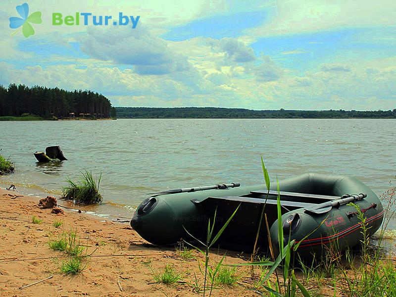 Отдых в Белоруссии Беларуси - кемпинг Клевое место - Пункт проката