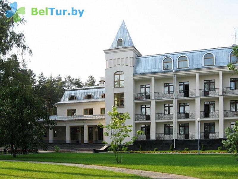 Отдых в Белоруссии Беларуси - гостиничный комплекс Крупенино - корпус №1