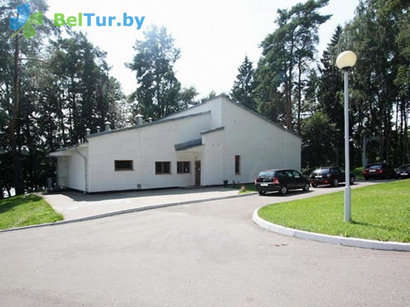 Отдых в Белоруссии Беларуси - гостиничный комплекс Крупенино - баня