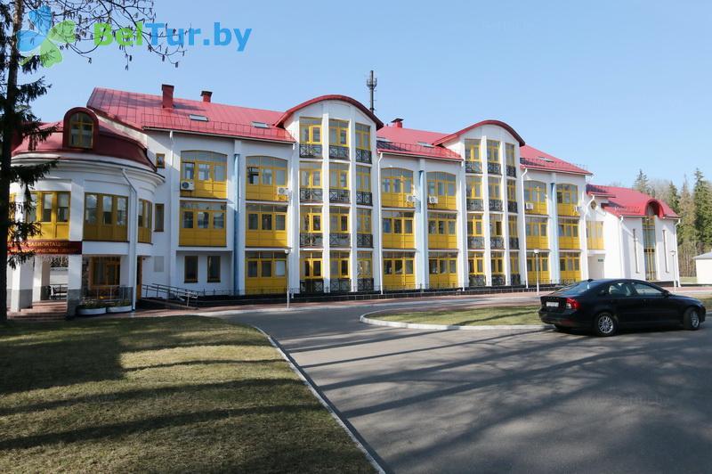 Отдых в Белоруссии Беларуси - гостиничный комплекс Крупенино - корпус №2