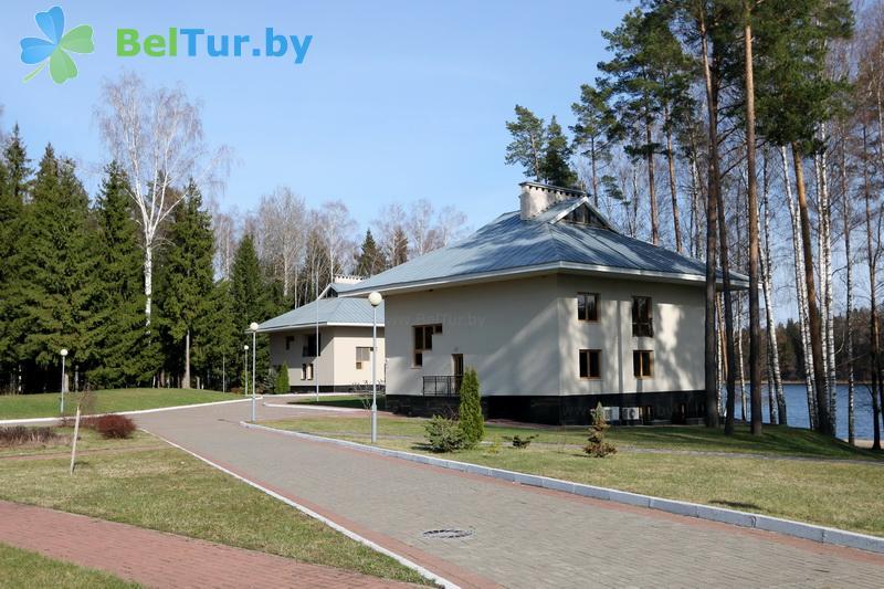 Отдых в Белоруссии Беларуси - гостиничный комплекс Крупенино - коттедж №1