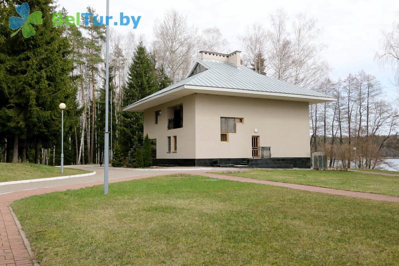 Отдых в Белоруссии Беларуси - гостиничный комплекс Крупенино - коттедж №2