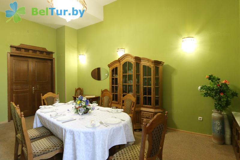 Отдых в Белоруссии Беларуси - гостиничный комплекс Крупенино - Банкетный зал