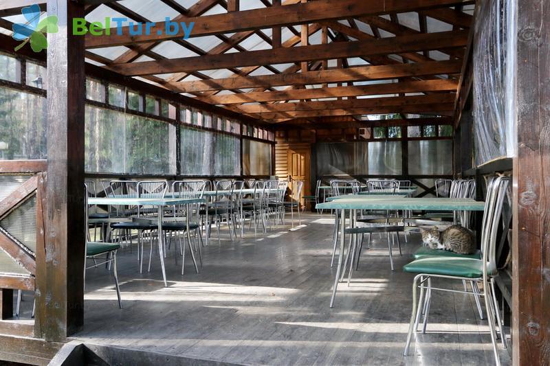 Отдых в Белоруссии Беларуси - гостиничный комплекс Крупенино - Кафе