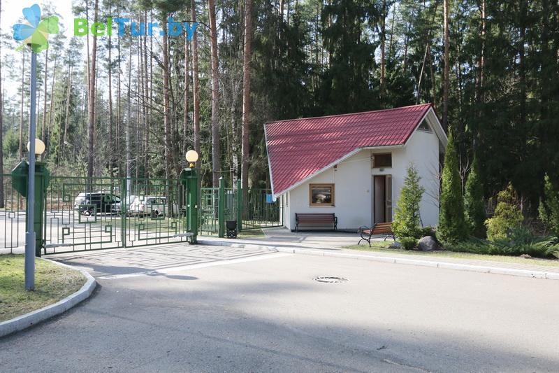 Отдых в Белоруссии Беларуси - гостиничный комплекс Крупенино - Территория и природа