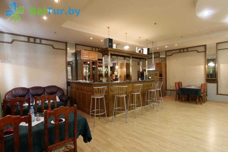 Отдых в Белоруссии Беларуси - гостиничный комплекс Крупенино - Бар