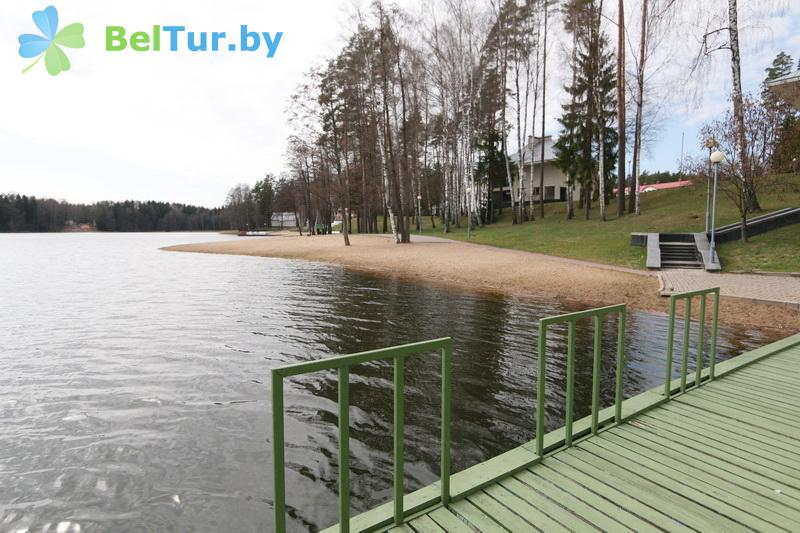 Отдых в Белоруссии Беларуси - гостиничный комплекс Крупенино - Рыбалка