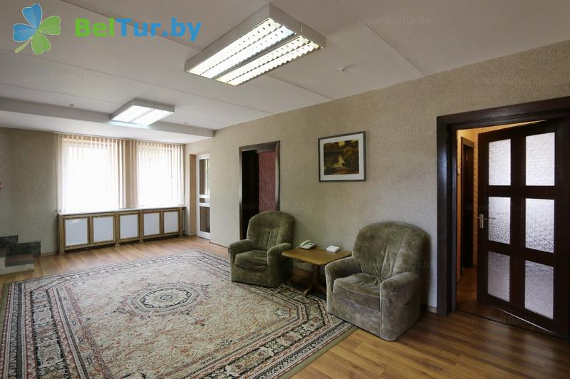 Rest in Belarus - hotel complex Krupenino - cottage for 10 people max (cottage №2)
