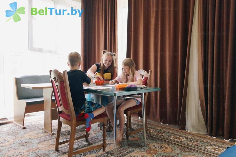 Отдых в Белоруссии Беларуси - гостиничный комплекс Крупенино - Детская комната
