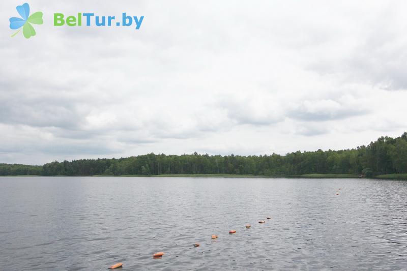 Отдых в Белоруссии Беларуси - база отдыха Белое озеро - Водоём