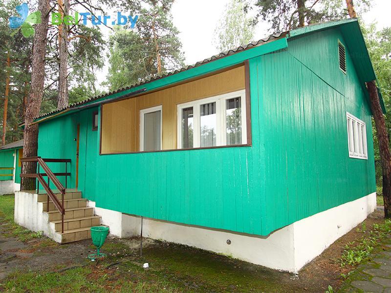 Отдых в Белоруссии Беларуси - база отдыха Белое озеро - летние домики