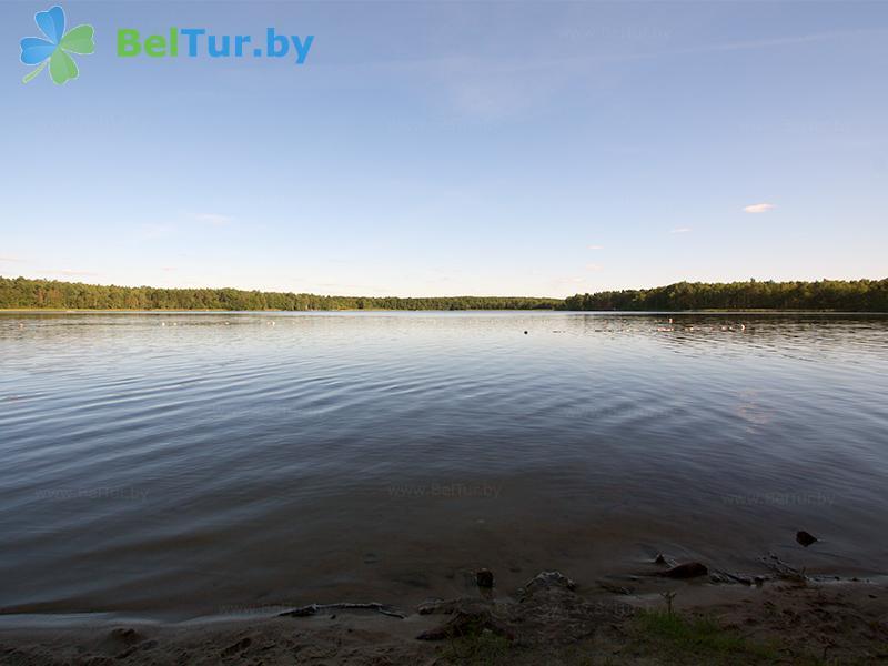 Адпачынак у Беларусі - база адпачынку Белае возера - Вадаём
