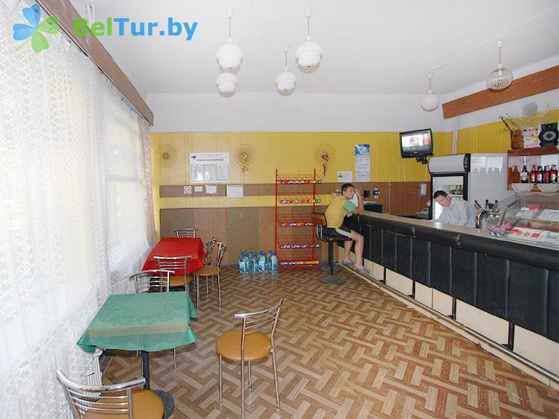 Отдых в Белоруссии Беларуси - база отдыха Белое озеро - Бар