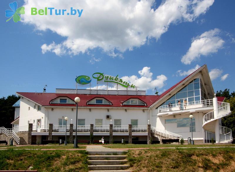 Отдых в Белоруссии Беларуси - база отдыха Дривяты - туристско-оздоровительный комплекс