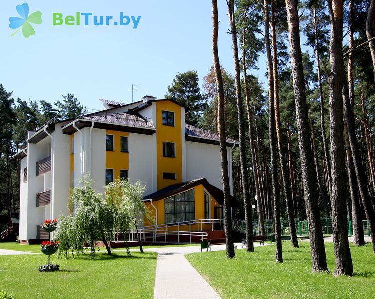 Отдых в Белоруссии Беларуси - база отдыха Дривяты - корпус №3