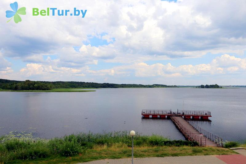 Отдых в Белоруссии Беларуси - база отдыха Дривяты - Рыбалка