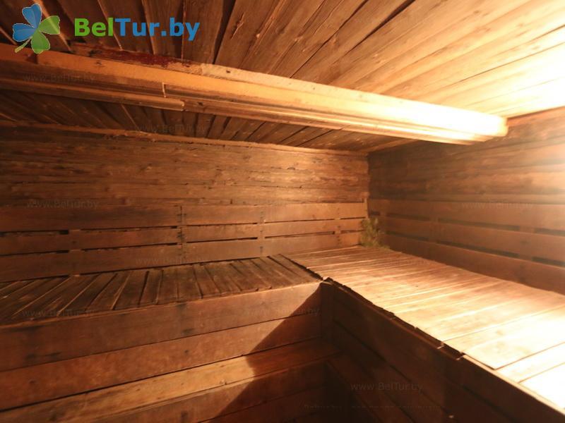 Отдых в Белоруссии Беларуси - туристический комплекс Лосвидо - Баня русская