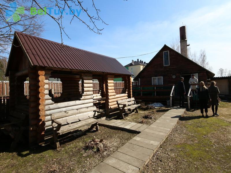 Отдых в Белоруссии Беларуси - туристический комплекс Лосвидо - баня