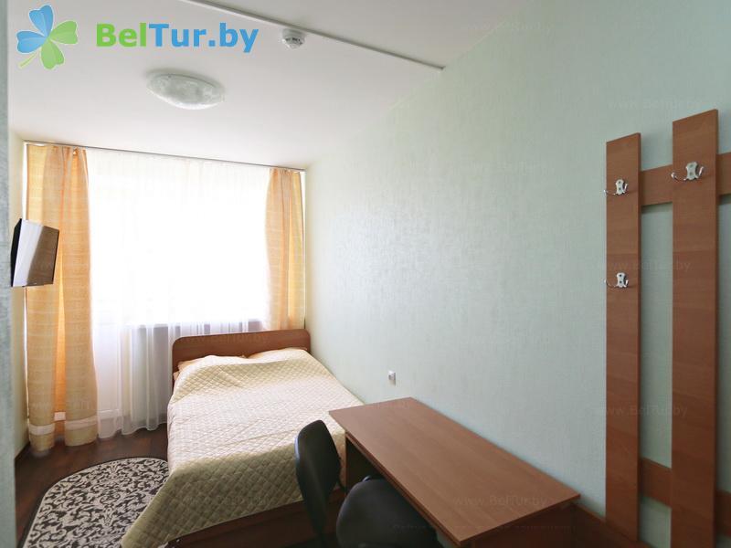 Отдых в Белоруссии Беларуси - туристический комплекс Лосвидо - одноместный однокомнатный комфорт (главный корпус)