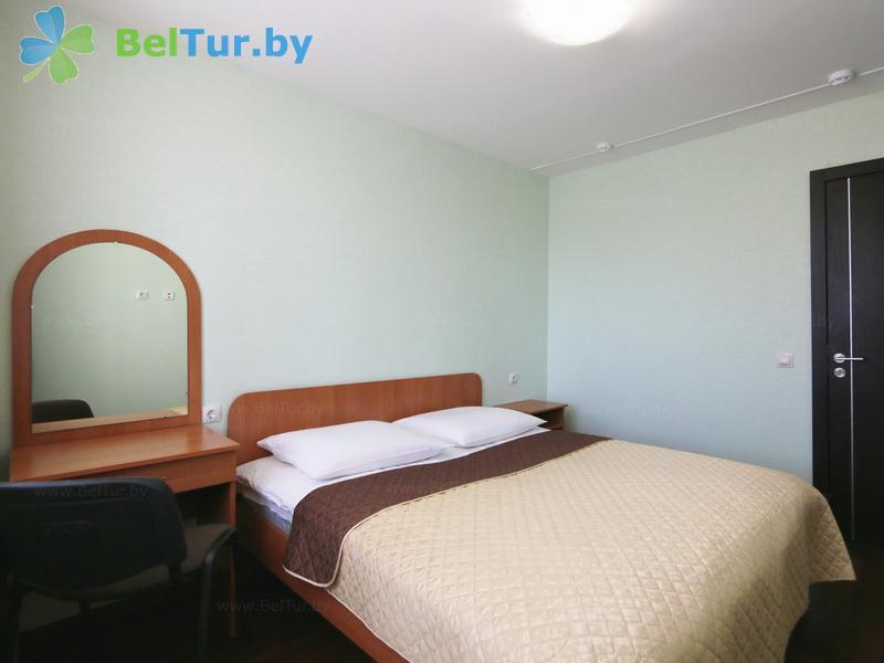 Отдых в Белоруссии Беларуси - туристический комплекс Лосвидо - двухместный двухкомнатный люкс (главный корпус)