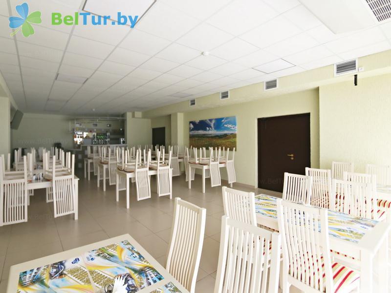 Отдых в Белоруссии Беларуси - туристический комплекс Лосвидо - Столовая