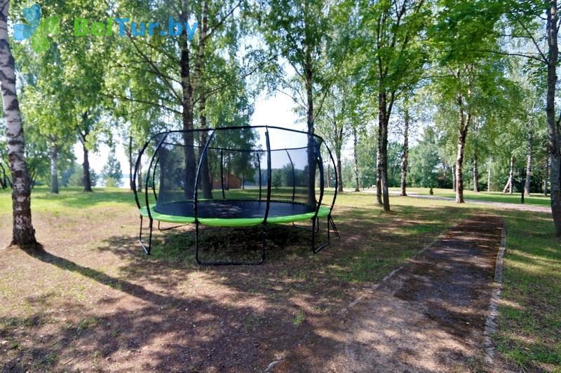 Отдых в Белоруссии Беларуси - туристический комплекс Лосвидо - Детская площадка