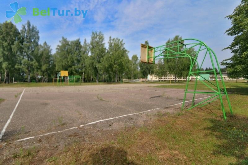 Отдых в Белоруссии Беларуси - туристический комплекс Лосвидо - Спортплощадка