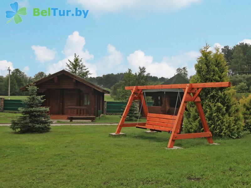 Отдых в Белоруссии Беларуси - база отдыха Слободка - Территория и природа