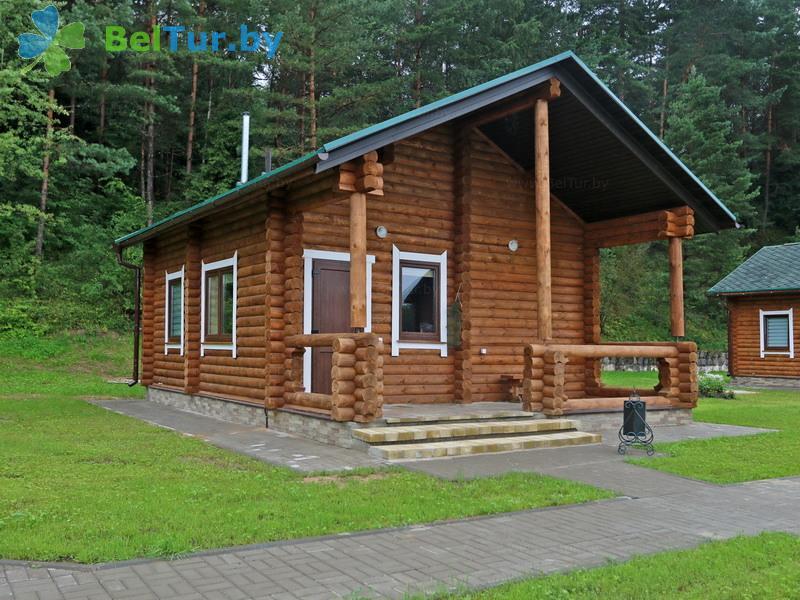 Отдых в Белоруссии Беларуси - база отдыха Слободка - коттеджи №1-5