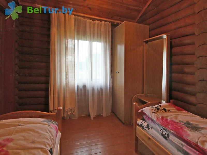 Отдых в Белоруссии Беларуси - база отдыха Слободка - двухместный (коттеджи №6, 7)