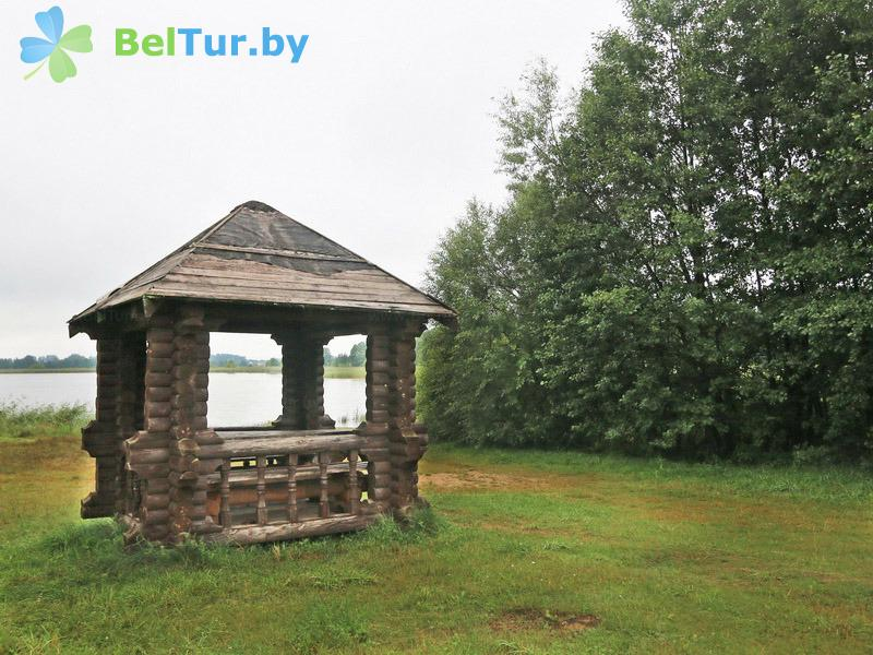 Отдых в Белоруссии Беларуси - база отдыха Слободка - Беседка