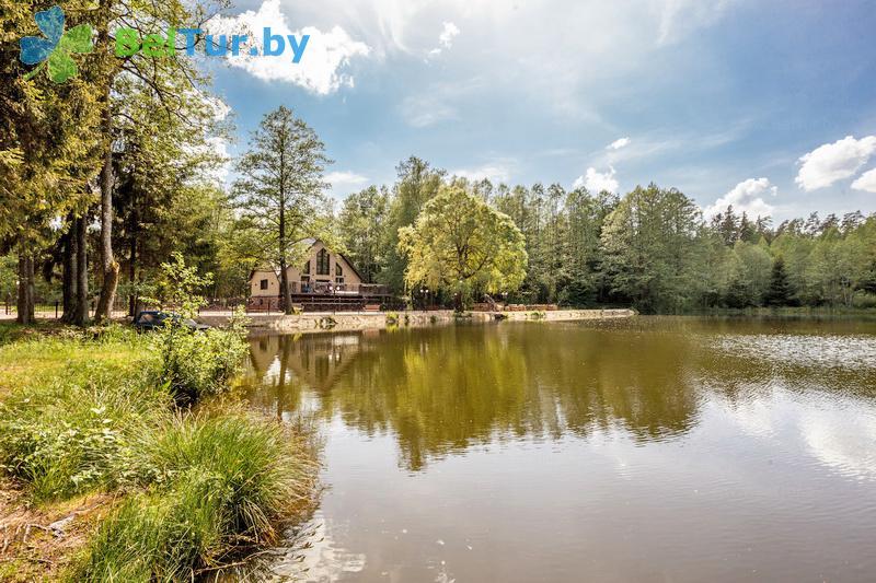 Отдых в Белоруссии Беларуси - туристический комплекс Хатки - Рыбалка