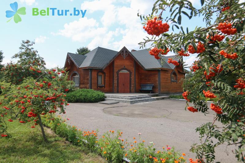 Отдых в Белоруссии Беларуси - туристический комплекс Дорошевичи - баня