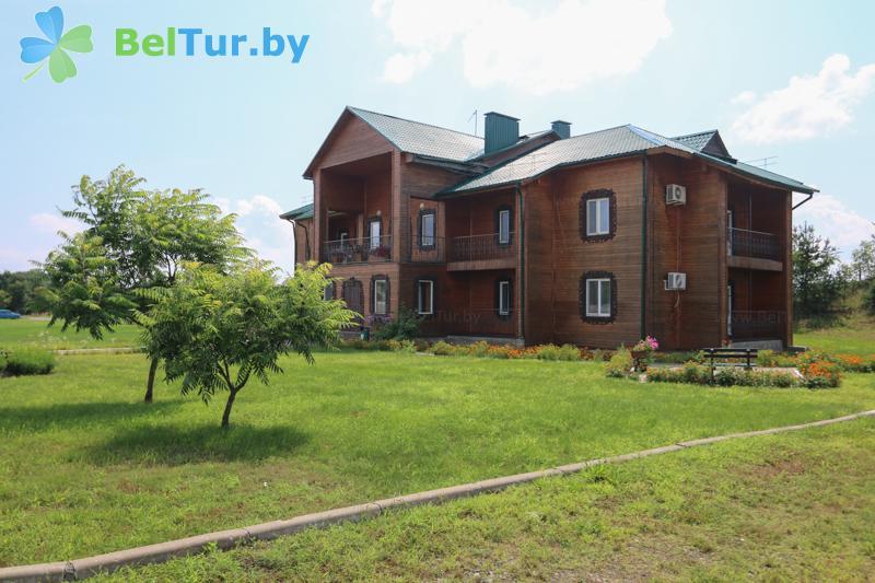 Отдых в Белоруссии Беларуси - туристический комплекс Дорошевичи - коттедж №9