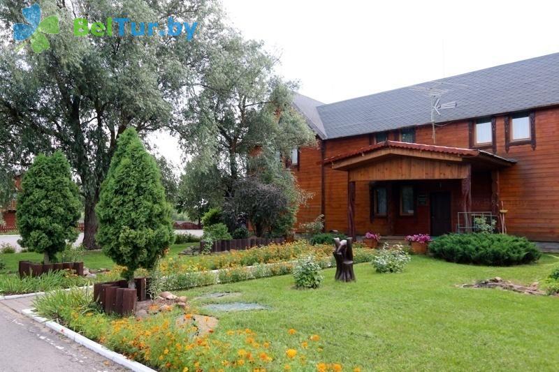 Отдых в Белоруссии Беларуси - туристический комплекс Дорошевичи - коттедж №3
