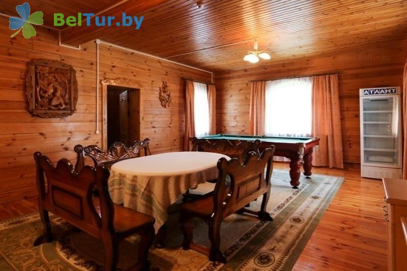 Отдых в Белоруссии Беларуси - туристический комплекс Дорошевичи - Баня русская