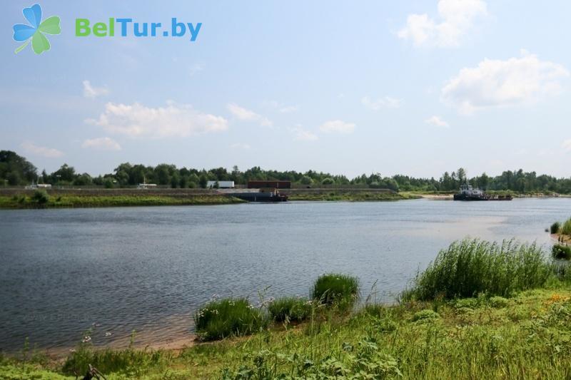 Отдых в Белоруссии Беларуси - туристический комплекс Дорошевичи - Рыбалка