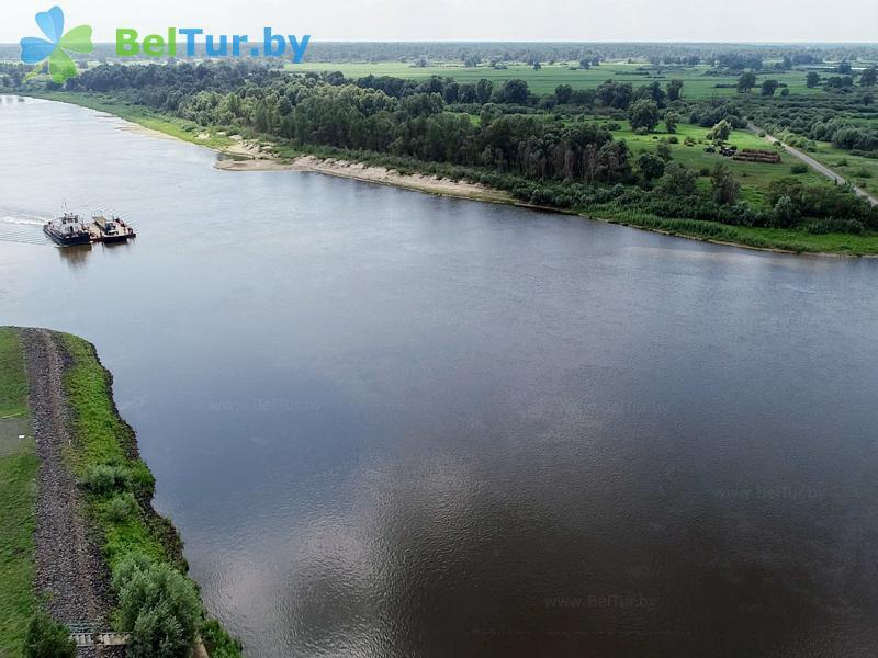 Отдых в Белоруссии Беларуси - туристический комплекс Дорошевичи - Водоём